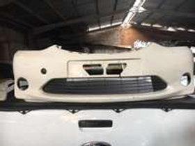 Toyota etios front bumper AUTO PARTS ONLINE SA