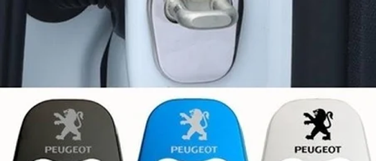 For Peugeot 301 308 408 508 2008 3008 4008 5008 Stainless Steel Car Door Lock AUTO PARTS ONLINE SA
