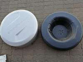 Ford ecosport/ ford titnium spare wheel cover AUTO PARTS ONLINE SA