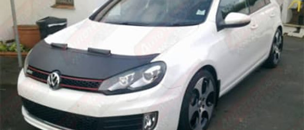 Bonnet Bra Pu Leather - VW Golf 6