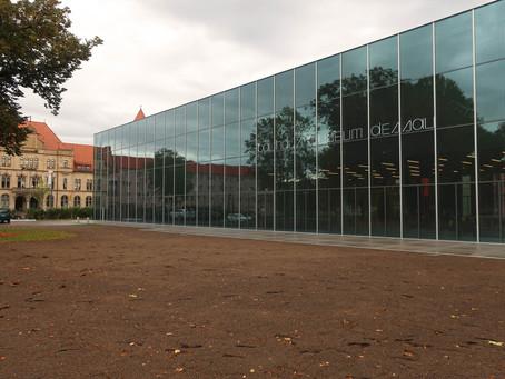 (バウハウス)デッサウに誕生したバウハウス美術館デッサウ