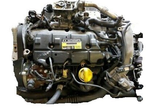 RENAULT ENGINE F9Q