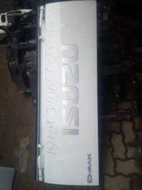Isuzu D max tail gate AUTO PARTS ONLINE SA