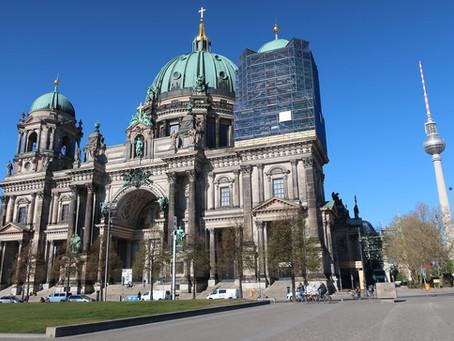 ベルリンでのコロナウイルス対策の規制の緩和について(2020年4月21日)