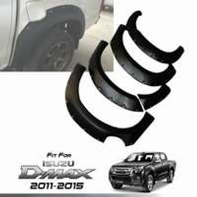 Studded Wheel Arches For Isuzu D-Max 2012+ AUTO PARTS ONLINE SA