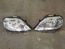 Nissan NP200 headlight left and right side 2012 - 2020 AUTO PARTS ONLINE SA