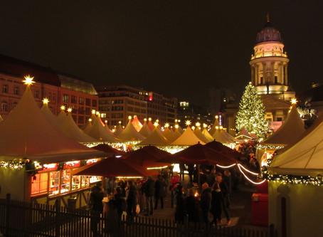(ベルリンのクリスマスマーケット)2019年ベルリンのクリスマスマーケット情報