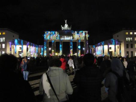 もう一つのベルリンのライトアップイベント「BERLIN leuchtet」(ベルリンのイベント)