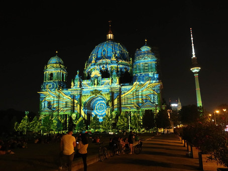2020年「光の祭典ベルリン(Festival of Lights)」レポート(ベルリンのイベント)
