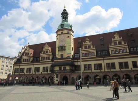 (ドイツのメッセ)本の見本市「ライプツィヒ・ブックフェア」はコロナウィルスの影響により2020年の開催が中止となりました。