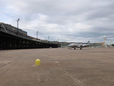 2020年10月31日にベルリンのブランデンブルク国際空港がオープン