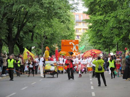 2021年の「カーニヴァル・デア・カルテュアレン」の開催は中止に。(ベルリンのイベント)