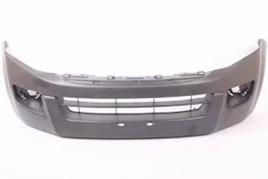ISUZU 2WD Front Bumper + Fog Light Holes 2013- AUTO PARTS ONLINE SA