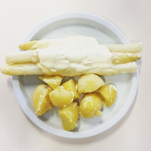 5.5 euro,  Spargel,  May 8th