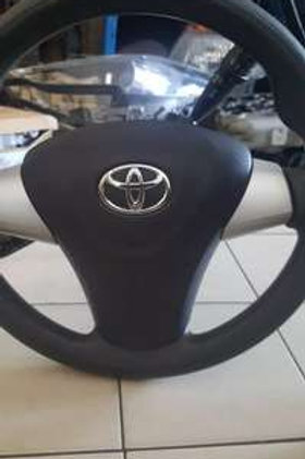 Toyota etios steering airbag [without steering] AUTO PARTS ONLINE SA