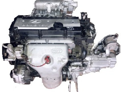 HYUNDIA ENGINE G4FK 1.5