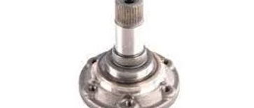 VW Golf/Jetta 4&5/Polo 5MT Flanged Shaft AUTO PARTS ONLINE SA