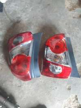 Taillights for Toyota etios AUTO PARTS ONLINE SA