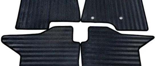 Mitsubishi Pajero Rubber Mat Set AUTO PARTS ONLINE SA