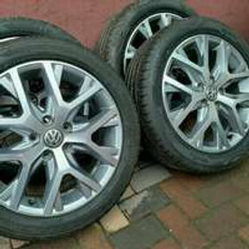 VW CADDY CROSS 17IN MAGS & TYRE'S AUTO PARTS ONLINE SA