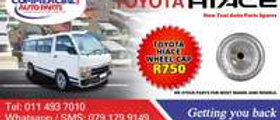 Wheel Caps For Toyota Hiace