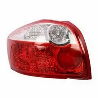 Toyota Auris Tail Light Left  2010 to 2012 AUTO PARTS ONLINE SA