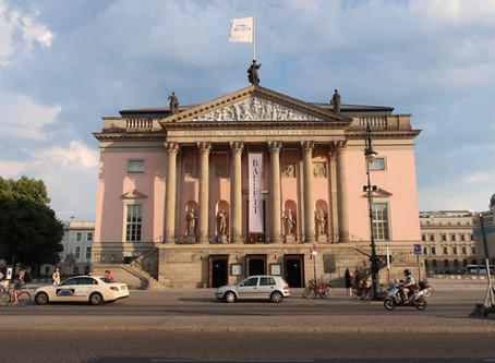 ベルリン国立歌劇場の公演状況