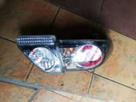 TOYOTA Corolla Quest Tail lightsAUTO PARTS ONLINE SA