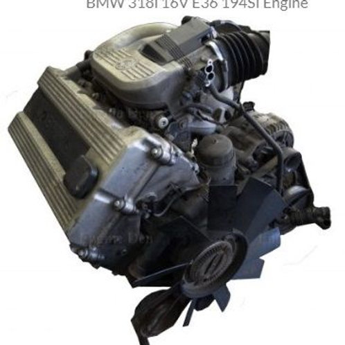 BMW  F30 118i/218i (P38) 3 CYLINDER TURBO