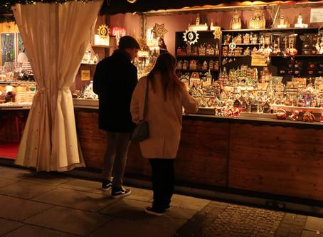 (ドイツのクリスマスマーケット)ドイツ3大クリスマスマーケットの一つニュルンベルクのマーケットも2020年の開催を中止に