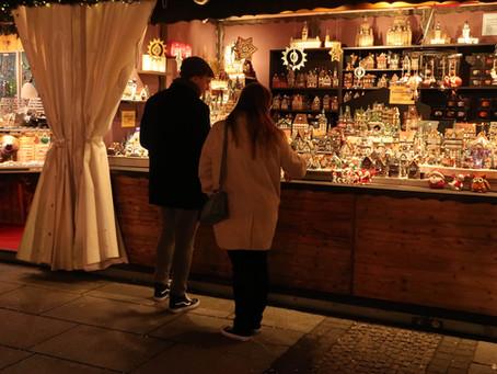 ドイツ3大クリスマスマーケットの一つニュルンベルクのマーケットも2020年の開催を中止に(ドイツのクリスマスマーケット)