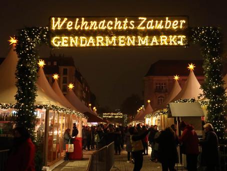 2020年ベルリンのクリスマスマーケット情報(ベルリンのクリスマスマーケット)