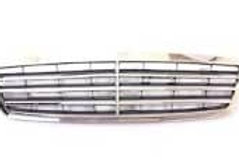 Mercedes-benz W212 Main Grill With Chrome Beading AUTO PARTS ONLINE SA