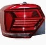 VW POLO MK8 HATCHBACK TAIL LIGHT LEFT AUTO PARTS ONLINE SA