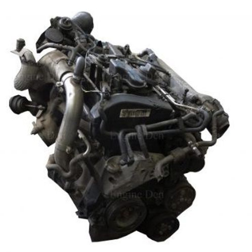 AUDI AWU 1.8 Engine