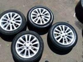 Toyota etios mags&tyres AUTO PARTS ONLINE SA