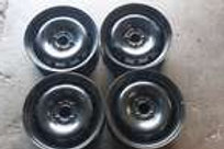 15inch Nissan Np200 steel rims AUTO PARTS ONLINE SA