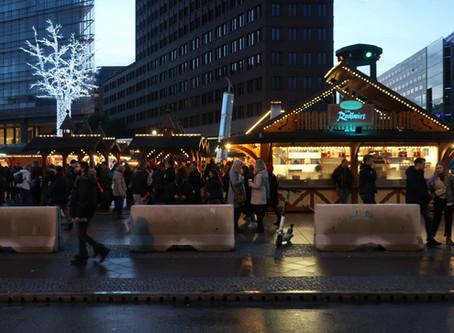 (ベルリンのクリスマスマーケット)2019年のクリスマスマーケットが始まりました!