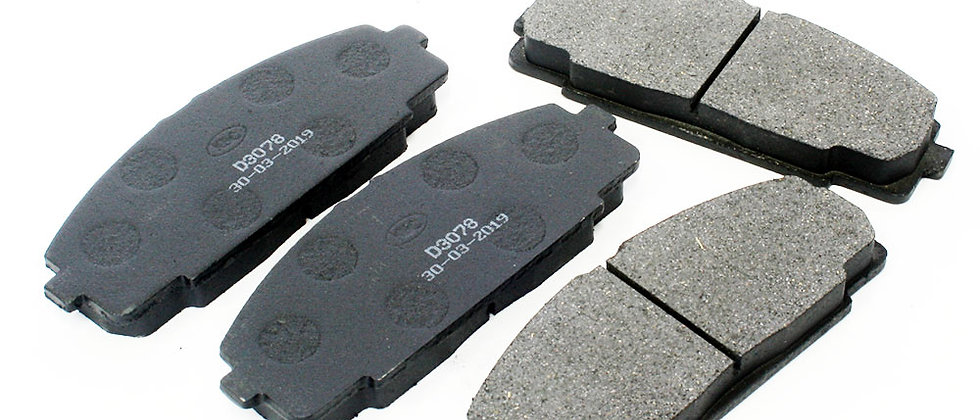 KBC Brake Pads (front) for Opel Corsa