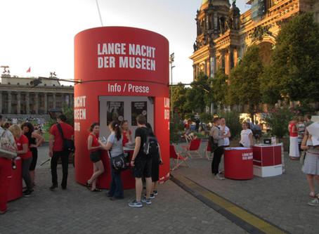 (ベルリンのイベント)夏休みが開ければ文化の季節。ベルリンで文化を楽しもう!