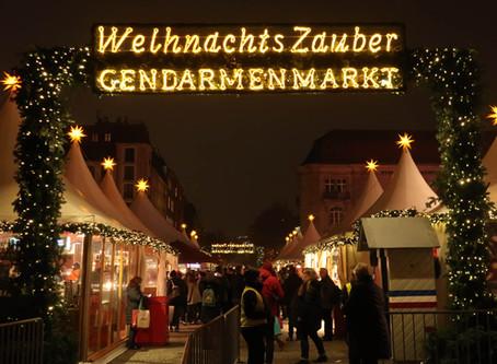 (ベルリンのクリスマスマーケット)ジャンダルマン・マルクトのクリスマスマーケット