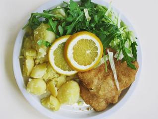 What is best german food? Maybe it is schnitzel!