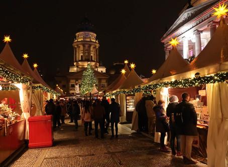 (ベルリンのクリスマスマーケット)ジャンダルマンマルクトのクリスマスマーケットは2020年の開催を中止