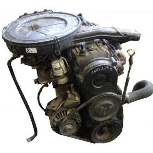 MAZDA / FORD B6 1.6 CARB ENGINE