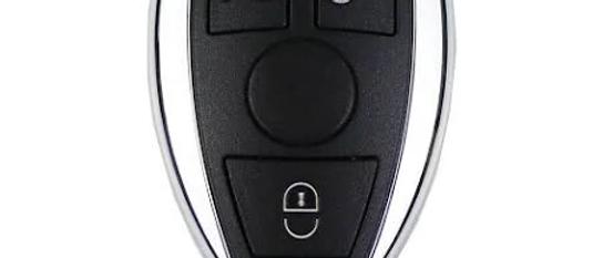 Mercedes Benz B, C, E, Ml, S, Cl, Clk | Smart Remote Key (3 Button ...  Key Fob AUTO PARTS ONLINE SA