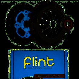 CHEVROLET A13DTR 1.3 / A14NET A14XER Z14XEP 6W002 1.4 / F15S3 1.5 / F16D3 F16D4 1.6 CLUTCH KIT AUTO PARTS ONLINE SA