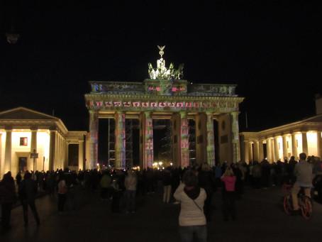 (ベルリンのイベント)ベルリンの夜を楽しむイベント「Festival of Lights」