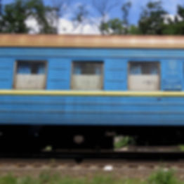 Passenger Rails train image from torange