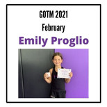 February GOTM Emily Proglio