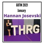 January GOTM Hannan Josevski